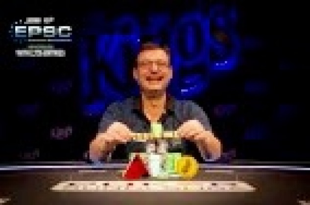 Harry Casagrande Sieger European Poker Championship